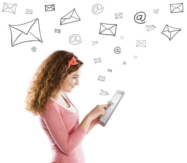 lindungi email Anda dari spam