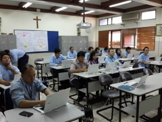 Google Class di SMAK 1 BPK Penabur Jakarta