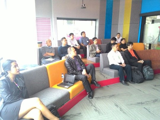 Event Google Apps for Innovative Workplace
