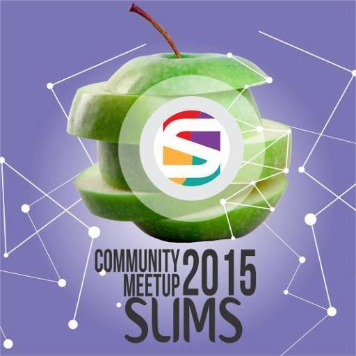 """""""Diskusi inovatif aplikasi perpustakaan berbasis web di SLIMS COMMEET 2015"""""""