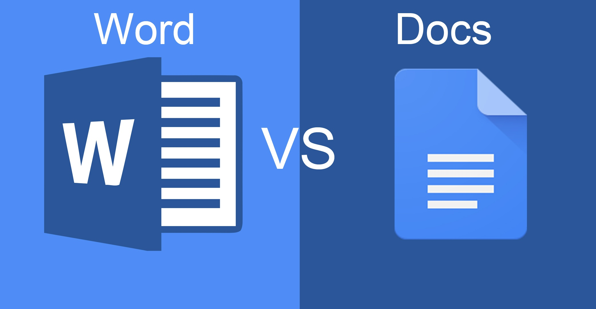 Perbedaan Google Docs Dan Microsoft Word Who S The Winner