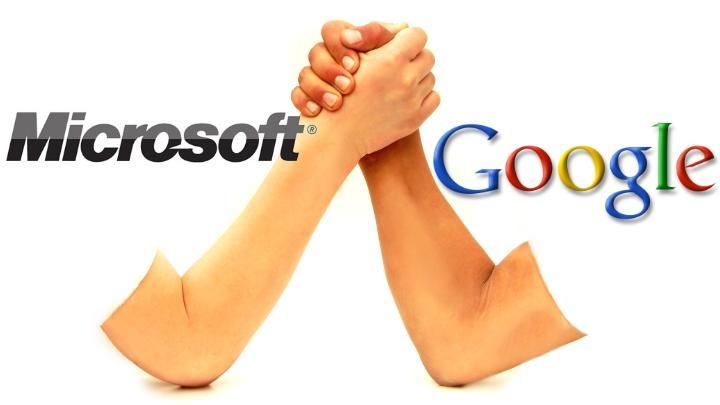 Perbandingan Layanan Cloud Google vs Microsoft, Mana Yang Terbaik?