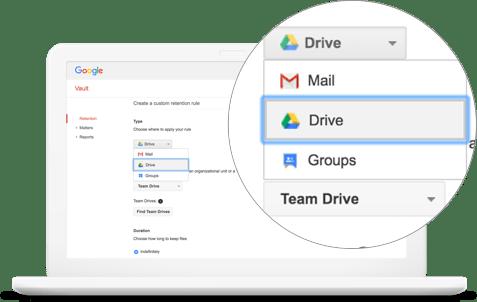lindungi keamanan data drive