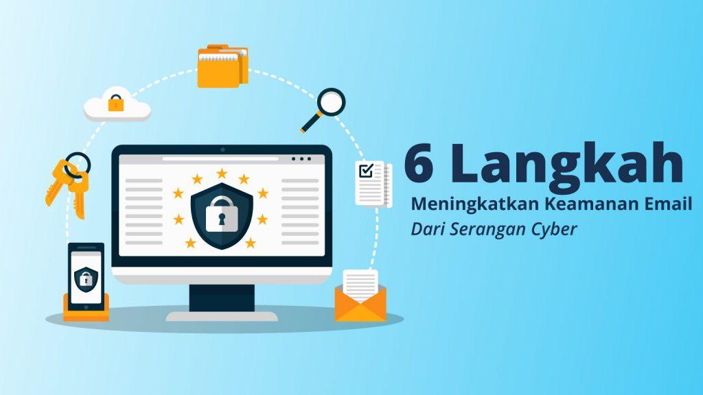 Meningkatkan Keamanan Email