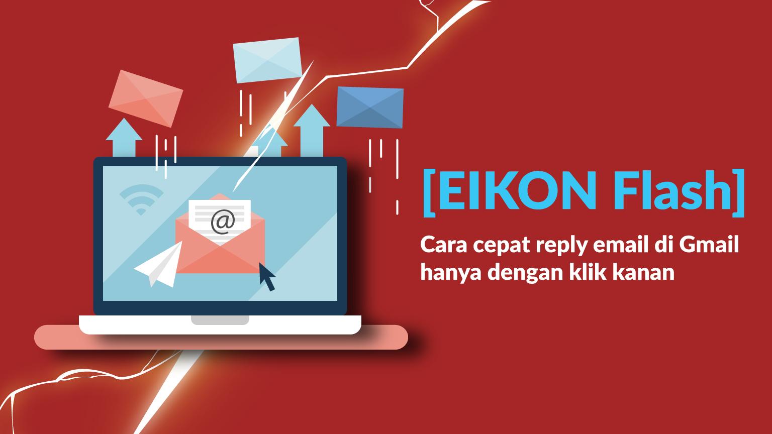 cara cepat reply email