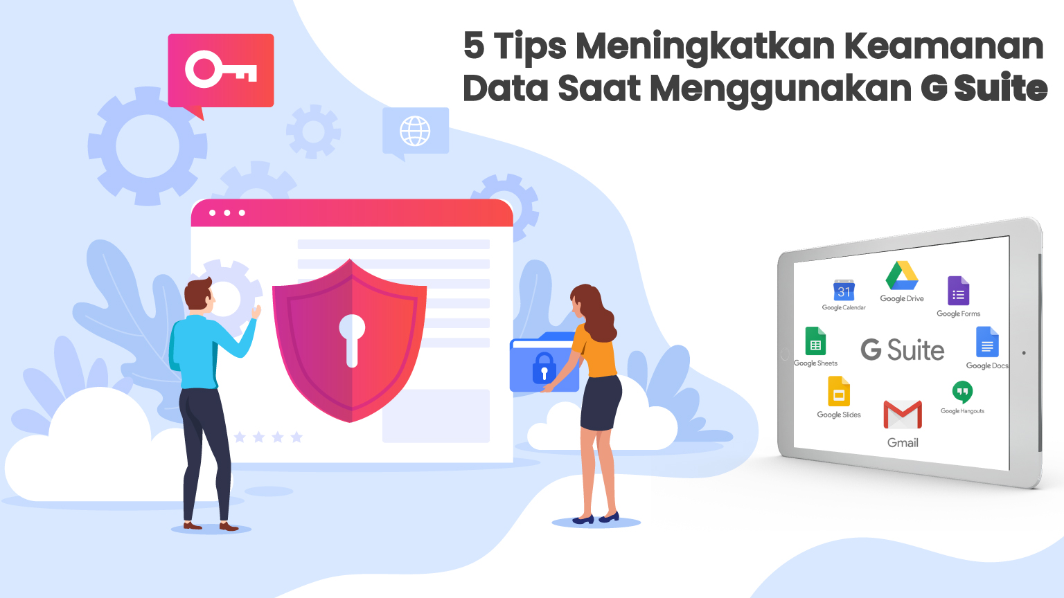 Keamanan Data G Suite